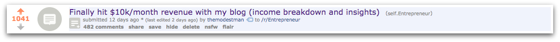 reddit-example